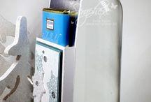 Basteln-Flaschenanhänger/Tags/Bookmarks