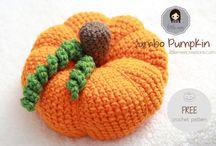Crochet - Pumpkins