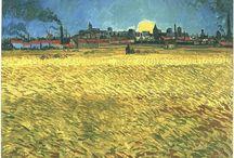 Van Gogh / Pintura