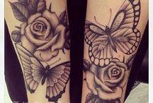 Upeat tatuoinnit