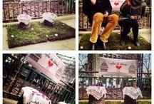 Public Spaces / Stickers, Installations, Festivals