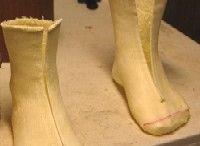 barefoot shoemaking
