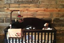 Our Nursery / welcoming a little cowboy  / by Leslie Mangrum