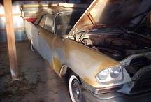 Classic Car Barn Finds