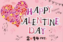 Valentine's & White day ad