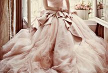Blush / Delicate, powdery & understated. My favourite colour.