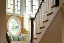 Staircase ideas / by Melissa King