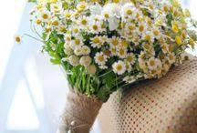 Boques de flores