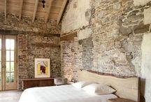 Stone, Brick and Wood