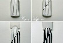 ногти/дизайн/маникюр