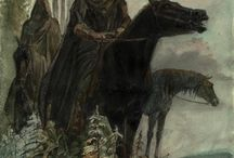 Tolkien illustrations