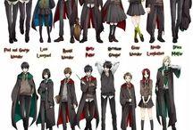 Harry Potter / Tudo sobre Harry Potter