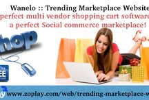 Wanelo :: Trending marketplace Website