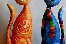 кошки,коты и котятя