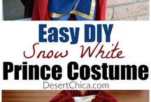 Michael Prince Costume Ideas