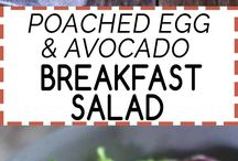 Breakfast Salads