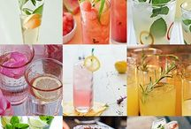 Mocktails and alcohol-free drinks