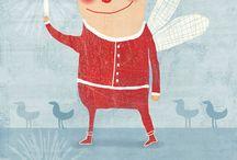 Christmas / by Inge de Olde