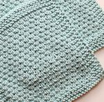Knitting -  Dishcloth