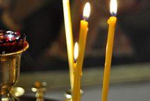 Как ставить свечи