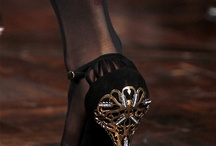 Glass Slippers / Shoes! / by Sonnya Maknejia