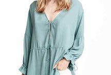 Bluzki i tuniki - długi rękaw