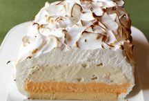 Puddings & Desserts