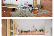 Glamping / Cool Campers / by Marisol F