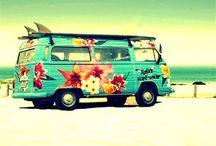 surf vehicles