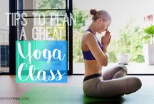Lage yogaklasse