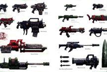 W40K Equipment