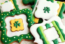 At. Patricks day cookies / by Erin Brankowitz