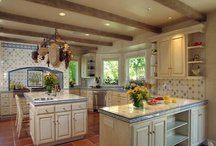 Kiss the Cook, but Love the Kitchen / Beautiful Kitchens