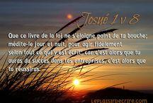 #laBible Josué