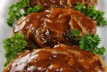 Beef, Pork, Lamb Recipes