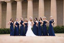 Navy Wedding Ideas / by @MadeWithLoveDesigns Clare Fletcher