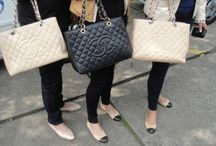 Chanel, Hermes ... / by Elaine Passos