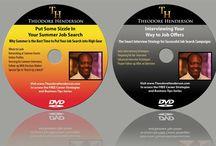 CD and DVD artwork