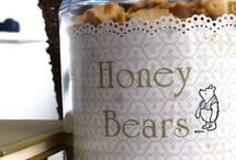 1st B-Day: Honey Bear Party