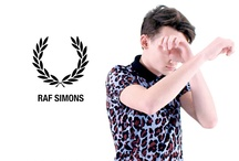 Fred Perry / Fred Perry Laurel Collection and the Raf Simons X Fred Perry Collaboration