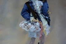 Истории о мастерах кукол / Биографические истории кукольных мастеров, создателей кукол, кукольных фабрик