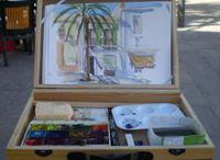 Drawing and Art Journaling