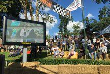 Zeepkistenrace / 90 jarig jubileumfeest met een geweldige zeepkistenrace. www.advance-events.nl