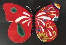Mosaic Butterflies
