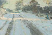 painting {landscapes}