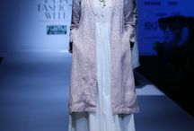 WIFW. EKA's Spring/Summer 15. / The ramp was dictated by fine prints, detailed designing and blush.
