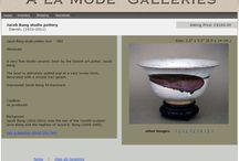 ART Jacob Bang collection / Jacob Bang - Danish sculptor (1932 - 2011)