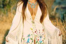 Estilos hippie