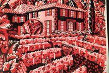 La Brillane peinte par ses clients / Un artiste aixois, et fidèle client de La Brillane nous révèle le Domaine de la Brillane ... / by La Brillane Aix en Provence