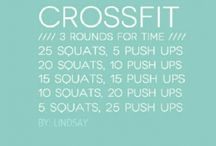 Crossfit / by Angela Chinell
